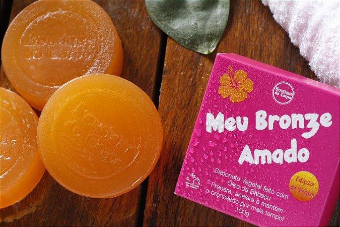 Sabonete Boutique do Corpo Meu bronze amado - 100g