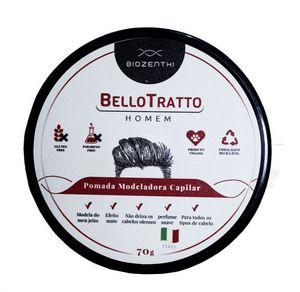 Pomada capilar BelloTratto Biozenthi 70g