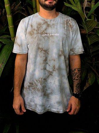 Camiseta Hawewe Surfwear Tie Dye Masculina