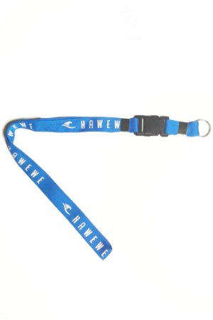 Chaveiro Cordão Hawewe Azul