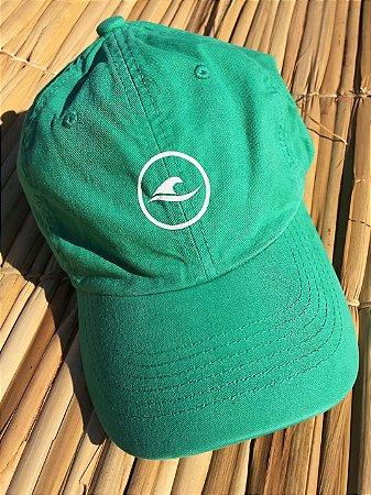 Boné Hawewe Dad Hat Logo Verde