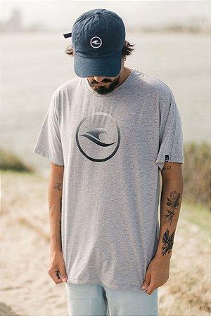 Camiseta Hawewe Sunrise Mescla Masculina