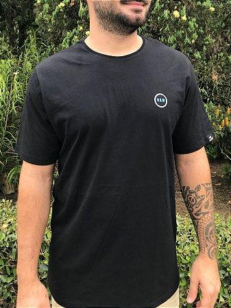 Camiseta Hawewe Masculina Haw Preta