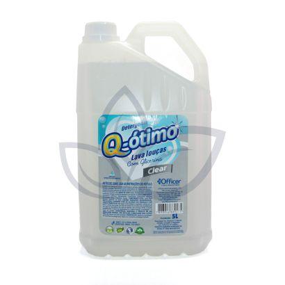 Detergente Q-Ótimo 5lts - Clear