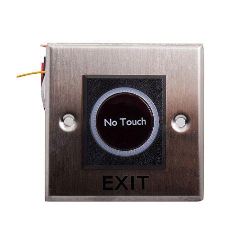 Botão de Saída por Aproximidade No Touch Vexus