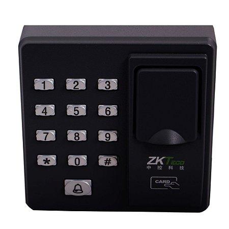 Controle de Acesso Com Biometria Rfid e Bloqueio de Porta Vexus