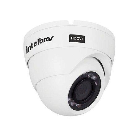 Camera Dome Intelbras Vhd 1010 d G3 Multi-hd Ir 20