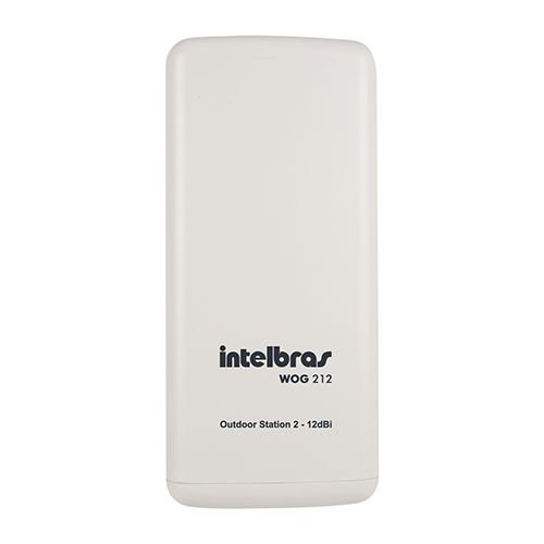 Outdoor Station 2 Intelbras Wog 212 12dbi