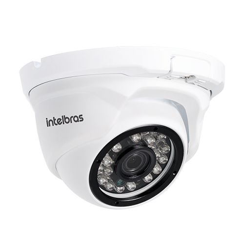 Camera Mini Dome IP Intelbras VIP 1220 D Full HD