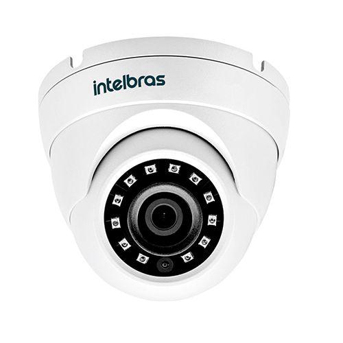 Câmera Dome Infra. Multi HD 4 em 1 Intelbras VHD 3120 D G3