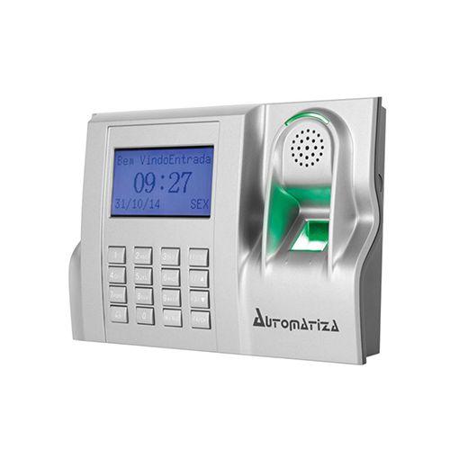 Controle De Acesso Biométrico Automatiza Neo Ss 410