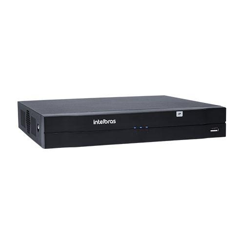 Nvr Intelbras Ip Full Hd Nvd 5016 4k 16 Canais