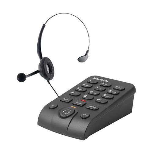 Telefone c/ Headset HSB50 Intelbras