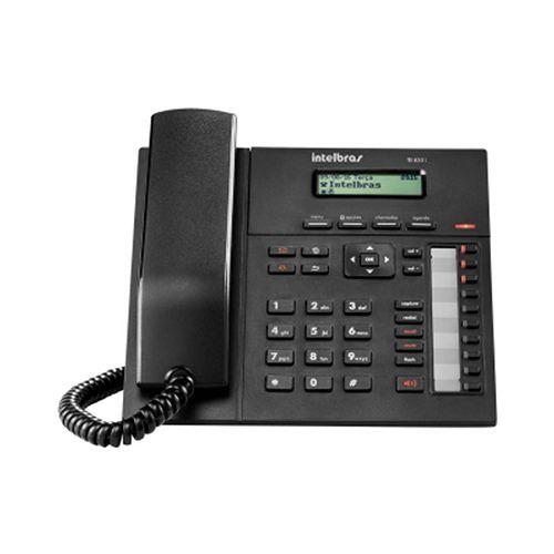Telefone Terminal Inteligente Para Pabx Ti 830i Intelbras