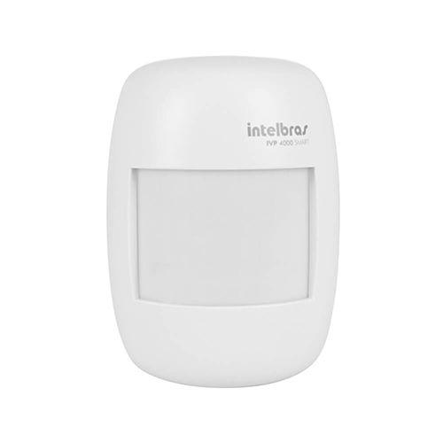 Sensor Infravermelho Passivo Sem Fio Intelbras IVP 4000 Smart