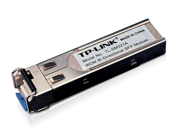 Módulo SFP Bi-Direcional WDM 1000Base-BX TL-SM321A