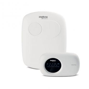 Central De Alarme Monitorada Intelbras Amt 2118 Eg 18 Zonas