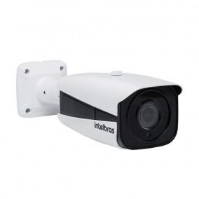 Camera IP Bullet Intelbras HD Lente Varifocal  VIP 1130 VF