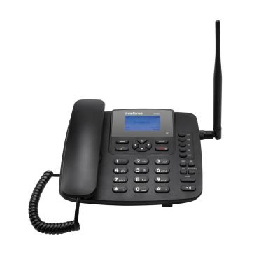 Telefone Celular Rural Desbloqueado 3G CF 6031 Intelbras