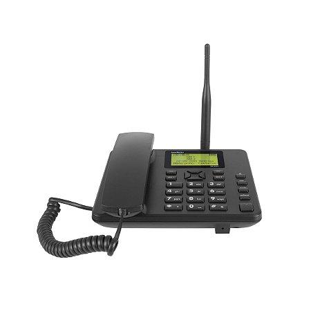 Telefone Celular De Mesa CF 5002 2 Chips Intelbras