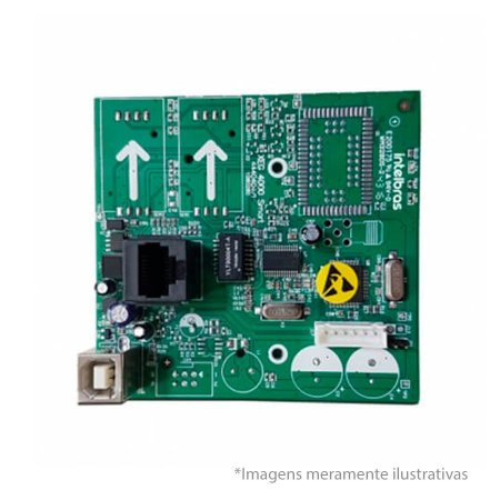 Modulo Ethernet/GPRS Intelbras XE 4000 Smart