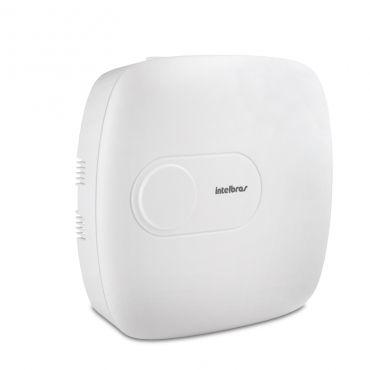 Central de alarme monitorada Intelbras 4010 SMART NET com até 64 zonas + 48 mistas
