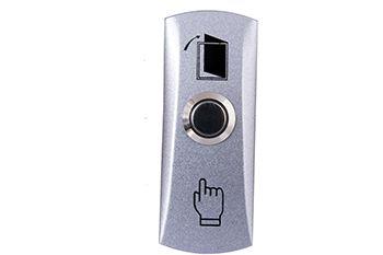 Botão De Saída Inox Com Caixa Anti-Vandalismo Vexus YH-800L