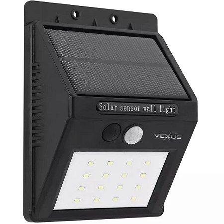 Luminaria de Led Solar Vexus VX-20L