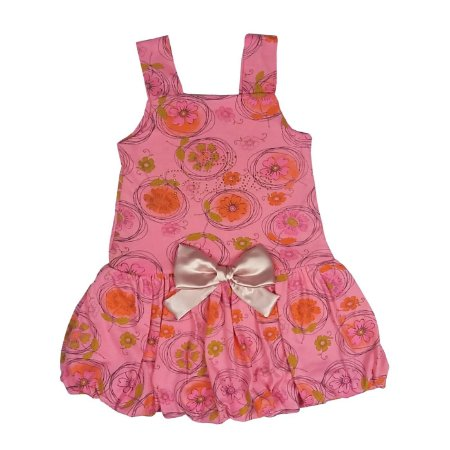 Vestido Infantil Balone Rosa