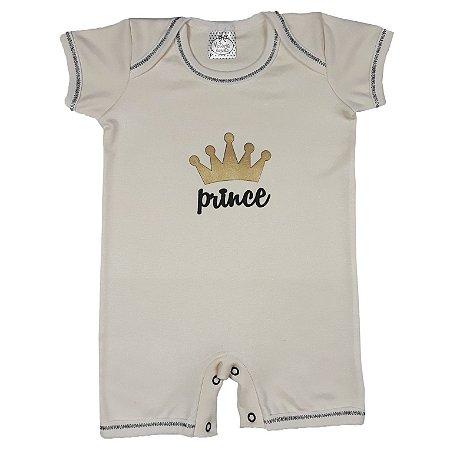 Macacão Bebê Prince