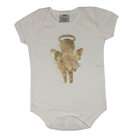 Body Bebê Anjinho