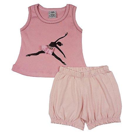 Conjunto Bebê Bailarina