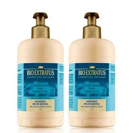 Bio Extratus Neutro Shampoo + Condicionador 1 L