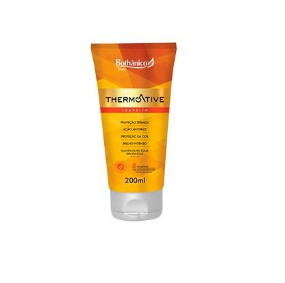 LEAVE-IN THERMOATIVE BOTHANICO HAIR 200ML