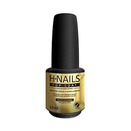 TOP COAT UV/LED PARA UNHAS H.NAILS 15 ML