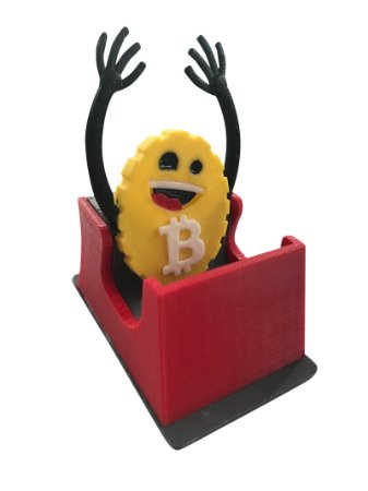 Bitcoin Roller Coaster Guy