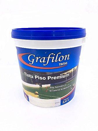 Tinta Acrílica Piso Premium Fosco 3,6 L Grafilon
