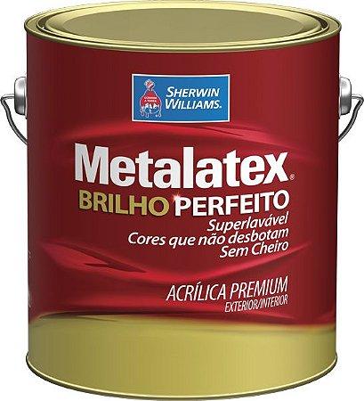 Tinta Metalatex Acrílico Premium Semi Brilho 3,6 L Sherwin Williams