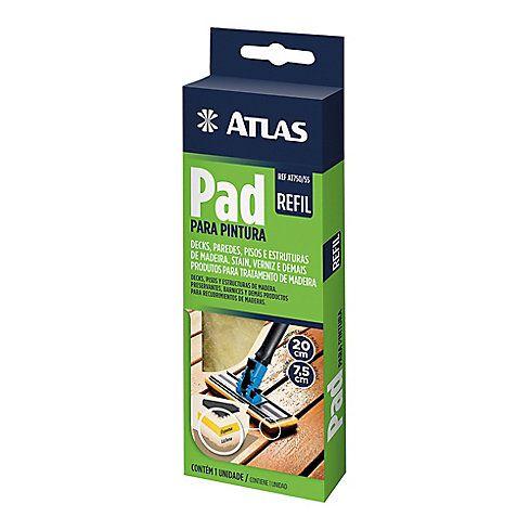 Pad para Pintura Refil 20 cm Atlas