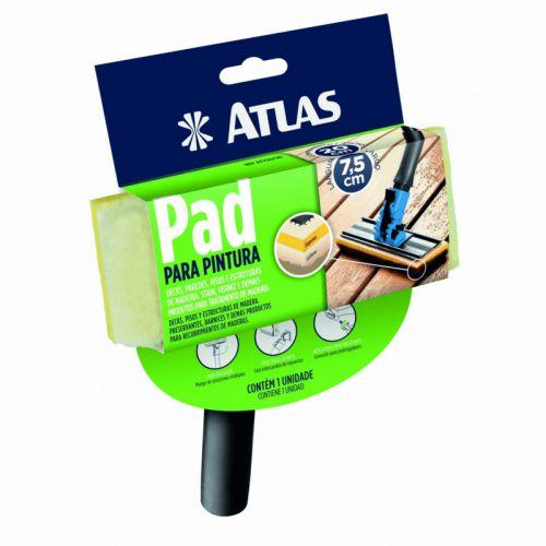 Pad para Pintura com Cabo 20 cm Atlas