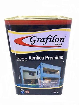 Acrílico Premium Semi Brilho 18 L Grafilon