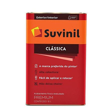 Tinta Látex Clássica Premium Aveludado SelfColor 16 L Suvinil