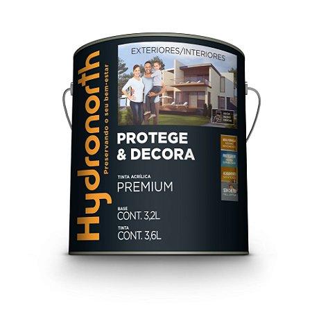 Tinta Acrílica Premium Fosco 3,6 L Hydronorth