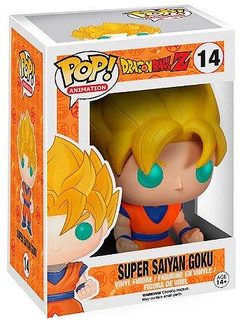 POP Funko - Goku