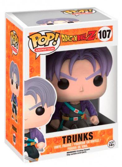 POP Funko - Trunks