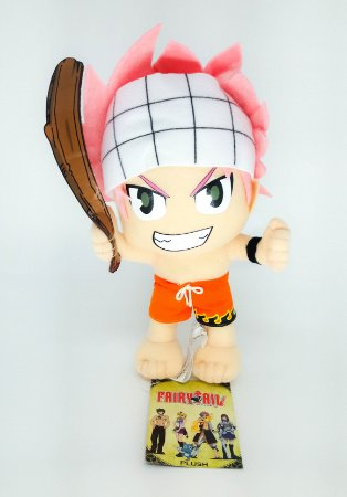 Plush Natsu - Fairy Tail