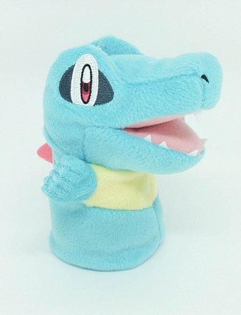 Chaveiro 3 em 1 Pokemon - Totodile