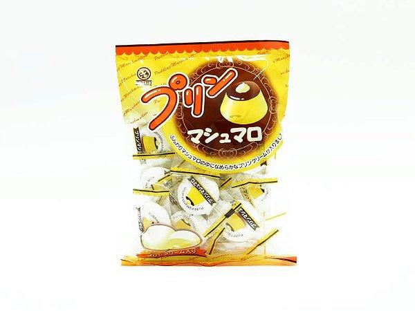 Marshmellow recheado de pudim