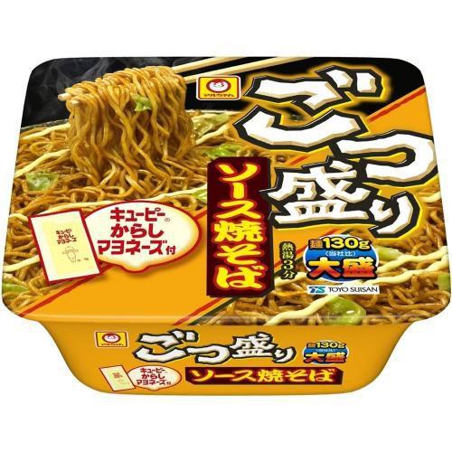 Macarrão Instantâneo - Yakissoba com maionese japonesa