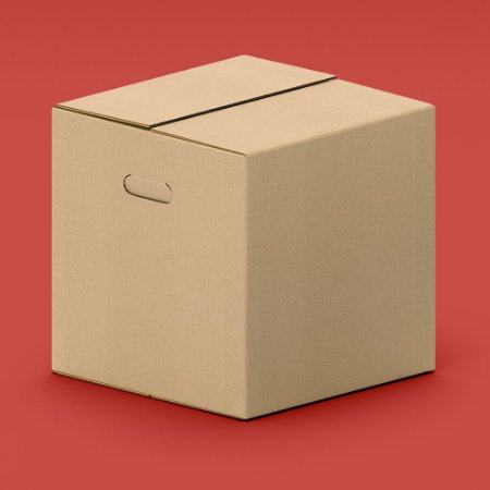 Caixa encomenda